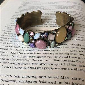 Sorrelli One of a Kind Vintage Cuff Bracelet